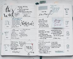 studyfulltime:  5•4 last weeks spread inspired by @indierevise lovely planner.