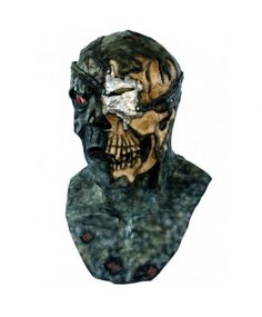 Ghoulish Productions Sea Dagger Head And Neck Mask