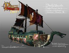 Ship Armor Concept