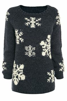 Buy Snowflake Sweater from the Next UK online shop