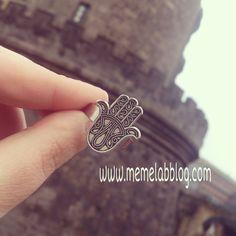 Buongiorno con la nostra collezione anelli mano di Fatima www.memelabblog.com