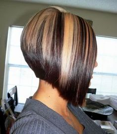 ... Trendy A-Line Bob Hairstyles