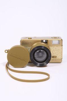 lomography gold fisheye camera