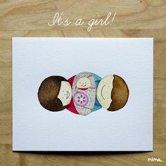 It's a girl! by mateja lukezic