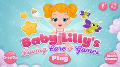 Play mom for the cutest toddler ever in Baby Lilly's Love and Caring game! Mini Games, Games To Play, Girl G, Future Mom, Cute Toddlers, Everything Baby, Android Apps, Google Play, Told You So