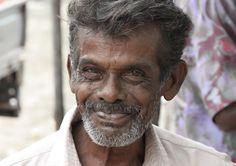 market man, Sri Lanka