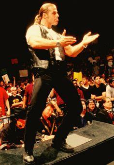 Shawn Michaels.