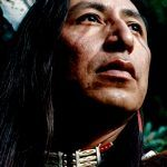 67. Nathan Blindman, Minniconjou-Oglala-Lakota, Custer, South Dakota. 1996.