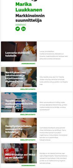 Asiantuntijakirjoitukset yrityksen blogiin // Blogging on company blog Sissi, Media Marketing, Blogging, Social Media, Digital, Social Networks, Social Media Tips
