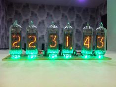 Check out this item in my Etsy shop https://www.etsy.com/listing/483414605/big-nixie-tubes-clock-6xin-14-vintage