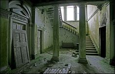Inside Old Abandoned Mansions | Abandoned Mansions of Ireland | dreary, dreary | Pinterest | To be, Mansions and Galway ireland