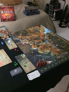 Legends of Andor - Fantasy Flight Games