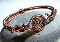 Resultado de imagem para jig bracelet copper