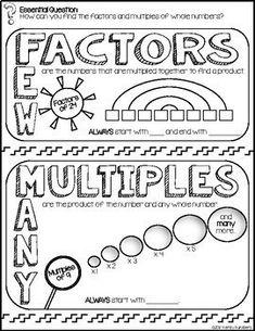Math Math, Math Fractions, Guided Math, Math Teacher, Math Classroom, Multiplication, Teaching Math, Maths, Fifth Grade Math