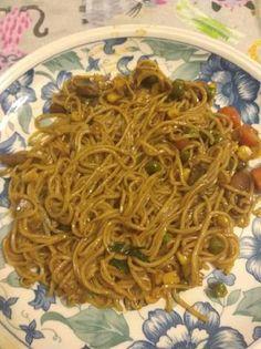 Thai Recipes, Greek Recipes, Vegan Recipes, Exotic Food, Rice, Pasta, Cooking, Decor, Gourmet