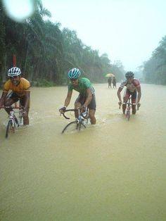 Die Vorschau auf den kommenden Bike-Sommer? Hoffentlich nicht schon wieder...