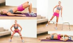 FitnFoodie.com - Workout - Thigh exercises