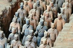Terracotta Warriors' museum in battle over copyright with Chinese amusement park http://lnk.al/3ZF2 #artnews