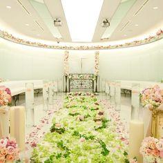 LE TREFLE(ル・トレフル) http://wedding.rakuten.co.jp/hall/wed1000058/