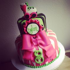 Pink Roller Skate Cake Misc 3d Cakes Picture cakepins.com