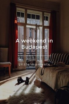 Budapest - a weekend in May