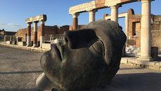Pompeya recupera su esplendor con Igor Mitoraj