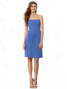After Six Bridesmaids Style 6685 http://www.dessy.com/dresses/bridesmaid/6685/