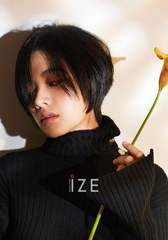 Lee Joo Young - Ize Magazine October '16