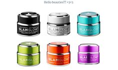 #GLAMGLOW #beauty #SEPHORA #facemasks Learn a little bit more about the facemasks that GLAMGLOW has to offer <3