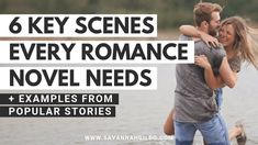 The 6 Scenes Every Romance Novel Must Have