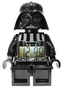 May the 4th be with you! Happy Star Wars day! Luke I am your father. Well, at least a tiny time-keeping version of him! This superb character mini figure style clock features an alarm and snooze button! This 8-inch tall figure will be a delight to Star Wars fans of all ages. May the force be with you!