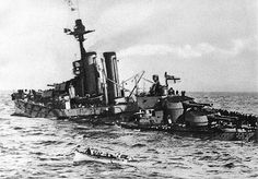 gallipoli sinking ship audacious