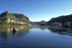 canoe rio