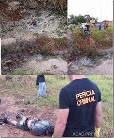 Blog AÇÃO PREVENTIVA: Homem é Executado em Esteio