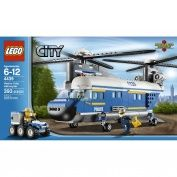LEGO City Heavy-Duty Helicopter