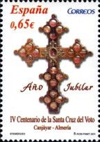 Spain - Postage stamps - 2011
