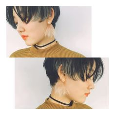Very Short Hair, Short Hair Cuts, Japan Hairstyle, Androgynous Hair, Cabello Hair, Oval Face Shapes, Shot Hair Styles, Short Haircut Styles, Face Hair