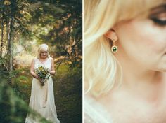 Playful Montana Cabin Wedding: Jamie + Jake