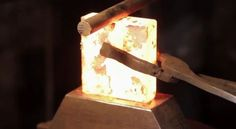 This video will teach you how to forge an axe