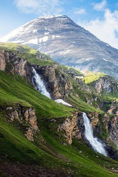 Beautiful Austrian Alps ...........................