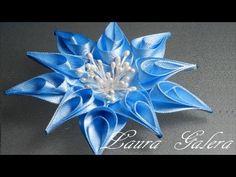 Flor estrella tutorial !! - YouTube