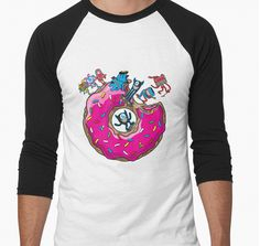 """""""Skate donut"""" by plushism @redbubble"""