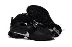 "http://www.shoxnz.com/nike-lebron-soldier-9-blackout-all-black-basketball-shoe.html NIKE LEBRON SOLDIER 9 ""BLACKOUT"" ALL BLACK BASKETBALL SHOE Only $99.00 , Free Shipping!"