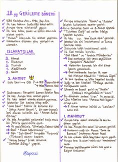 Tarih - History - Welcome Haar Design School Notes, Study Notes, Study Tips, Book Photography, Art Lessons, Karma, Bullet Journal, Writing, How To Plan