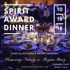 Spirit Awards, Hospice, Houston, Events, Dinner, Country, Dining, Rural Area, Food Dinners