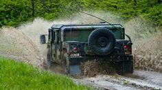 Army HMMWV