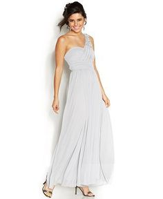 Nice Junior Bridesmaid Dresses B Darlin Juniors' One-Shoulder Gown - Juniors Shop All Prom Dresses - Macy's Check more at http://24myshop.ml/my-desires/junior-bridesmaid-dresses-b-darlin-juniors-one-shoulder-gown-juniors-shop-all-prom-dresses-macys/