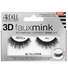 Faux Mink 853 + Criss-cross layers with extra curled lashes Extra fine, tapered tips & soft fibers Iconic flutter & feathery styles Full Volume and lightweight Multi-dimensional layers Layer your lashes in luxury! Applying False Lashes, Applying Eye Makeup, Fake Lashes, False Eyelashes, Makeup Mistakes, Evening Makeup, Colorful Eyeshadow, Guys Be Like, How To Apply