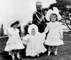 Grand Duchesses Olga, Tatiana and Marie, Massandra Palace