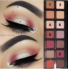 This tip has your name on it Holiday Palettes! Makeup Looks To Try Makeup Looks, Eyeshadow, Eye Shadow, Make Up Looks, Make Up Styles, Eyeshadows, Eye Shadows, Eyeshadow Looks
